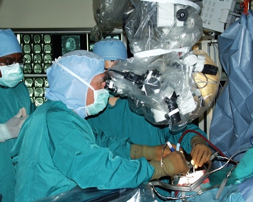The Brain Surgery Operation